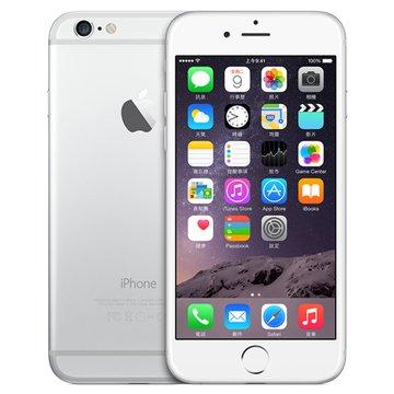 APPLE 蘋果 iPhone 6 64G-銀(福利品出清)
