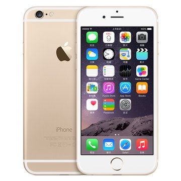 APPLE 蘋果iPhone 6 128G-金[限定高雄門市取貨](福利品出清)