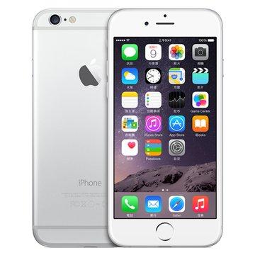 APPLE 蘋果iPhone 6 128G-銀[限定高雄門市取貨](福利品出清)