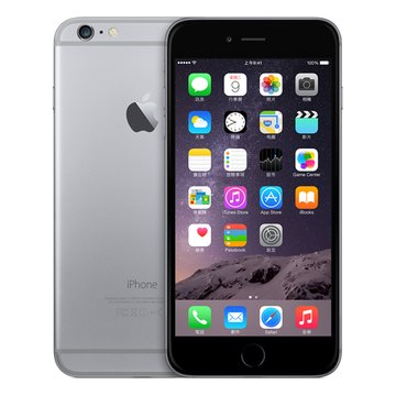 APPLE 蘋果iPhone 6 Plus 16G-太空灰(福利品出清)