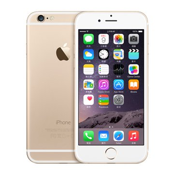 APPLE 蘋果 iPhone 6 64G展示機-金[限定高雄門市取貨](福利品出清)