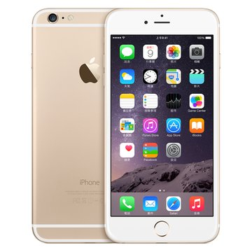 APPLE 蘋果 iPhone 6 Plus 128G-金(福利品出清)