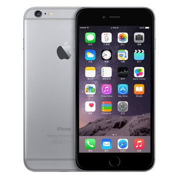 APPLE 蘋果 iPhone 6 Plus 128G-太空灰(福利品出清)