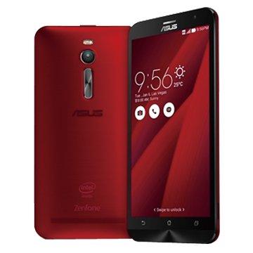 ASUS 華碩 ZenFone 2 ZE551ML雙卡4G/128G-紅(福利品出清)