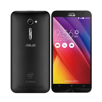 ASUS 華碩 ZenFone 2 ZE551ML雙卡2G/32G-黑(福利品出清)