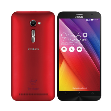 ASUS 華碩 ZenFone 2 ZE551ML雙卡2G/32G-紅(福利品出清)