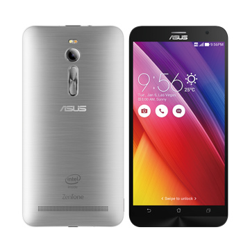 ASUS 華碩 ZenFone 2 ZE551ML雙卡2G/32G-銀灰(福利品出清)