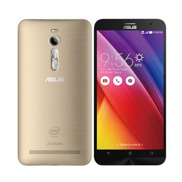ASUS 華碩 ZenFone 2 ZE551ML雙卡2G/32G-金(福利品出清)