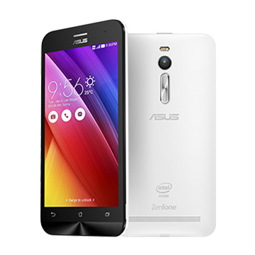 ASUS 華碩 ZenFone 2 ZE550ML雙卡2G/16G-白(福利品出清)