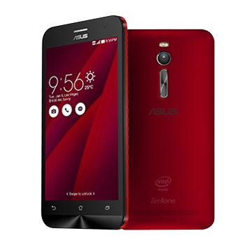 ASUS 華碩 ZenFone 2 ZE550ML雙卡2G/16G-紅(福利品出清)