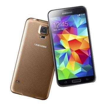 SAMSUNG 三星 三星 Galaxy S5(G900i)32G-金(福利品出清)