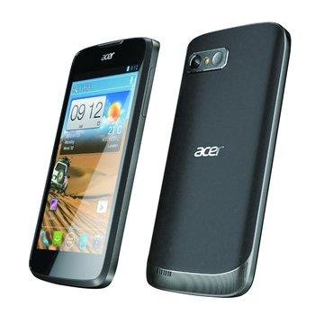 acer 宏碁 E350S智慧型手機-黑(福利品出清)