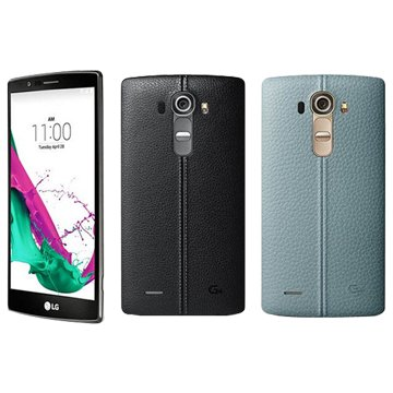 LG G4(H815)32G-真皮湖水藍(福利品出清)