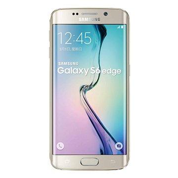 SAMSUNG 三星 三星Galaxy S6 Edge(G9250)64G-金(福利品出清)