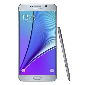 SAMSUNG 三星 三星Galaxy Note5(N9208)通路版32G-銀(福利品出清)