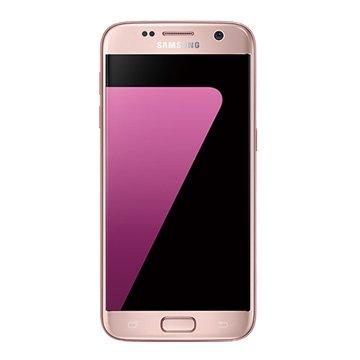 SAMSUNG 三星 三星Galaxy S7 Edge(G935)4G/32G-粉紅(福利品出清)