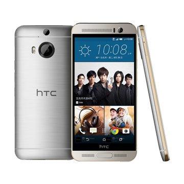 HTC 宏達電 M9+極光版-銀(福利品出清)