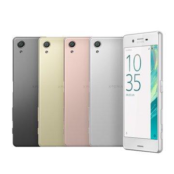 SONY 新力牌 Xperia X 32GB-玫瑰金