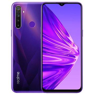 Realme  5 4G/128G-電晶紫