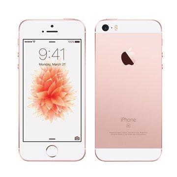 APPLE 蘋果 iPhone SE 16G-玫瑰金(福利品出清)