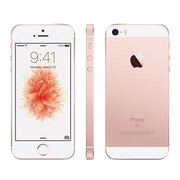 APPLE 蘋果 iPhone SE 64G-玫瑰金(福利品出清)
