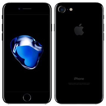 APPLE 蘋果 iPhone 7 128G-曜石黑 D(福利品出清)