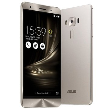 ASUS 華碩 Zenfone 3 Deluxe(ZS570KL)6G/64G-銀(福利品出清)