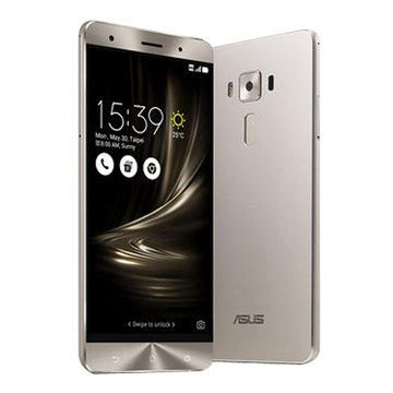 ASUS 華碩 Zenfone 3 Deluxe(ZS570KL)4G/32G-銀(福利品出清)