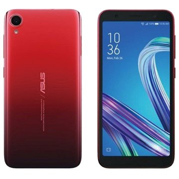 ASUS 華碩 ZenFone Live L2(ZA550KL)2G/16G-紅