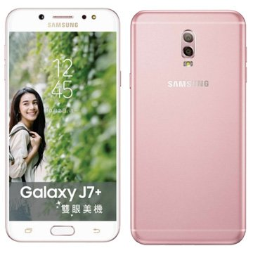 SAMSUNG 三星 三星Galaxy J7 PLUS-粉