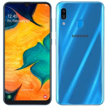 SAMSUNG 三星 三星Galaxy A30(A305)4GB/64GB-藍(福利品出清)