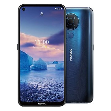 NOKIA 諾基亞 5.4(6G/64G)-藍 智慧手機