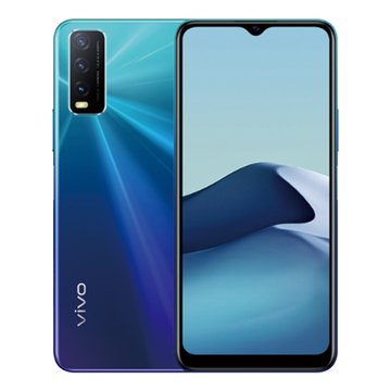 VIVO  Y20(4G/64G)-星雲藍 智慧手機