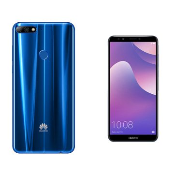 HUAWEI Y7 Prime(2018)3GB/32GB-藍
