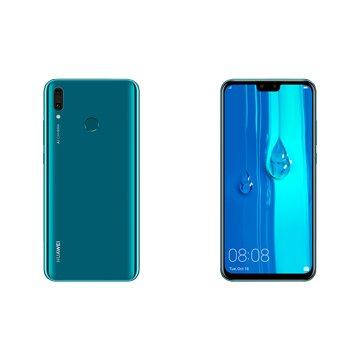 HUAWEI 華為Y9(2019)-藍