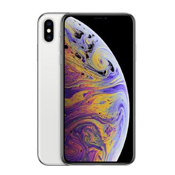APPLE  iPhone XS 64GB-銀