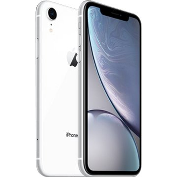 APPLE  iPhone XR 64G-白