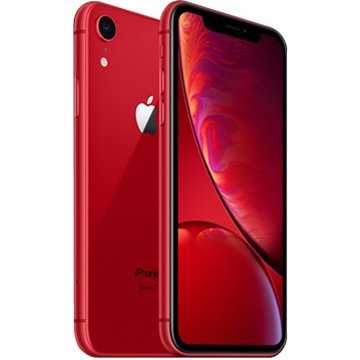 APPLE  iPhone XR 64G-紅