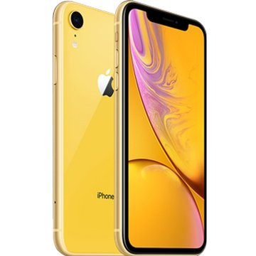 APPLE  iPhone XR 128G-黃