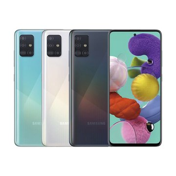 SAMSUNG 三星三星Galaxy A51(A515)6GB/128GB-白 智慧手機-福利品出清(福利品出清)