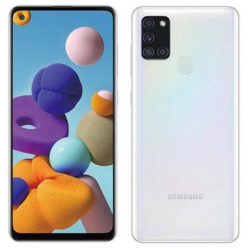 SAMSUNG 三星三星Galaxy A21s(A217)4GB/64GB-白 智慧手機