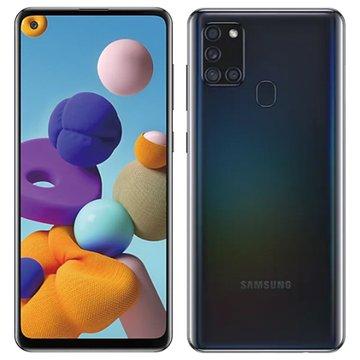 SAMSUNG 三星三星Galaxy A21s(A217)4GB/64GB-黑 智慧手機