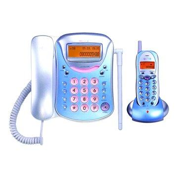 SAMPO 聲寶 CT-W513ML來電顯示型無線電話