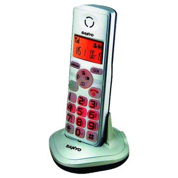 SANLUX 台灣三洋 三洋3601HS擴充手機(白)(福利品出清)