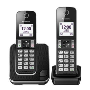 Panasonic 國際牌 KX-TGD312TW中文顯示數位雙手機