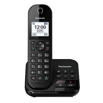 Panasonic  KX-TGC290TW 中文顯示答錄功能數位無線電話