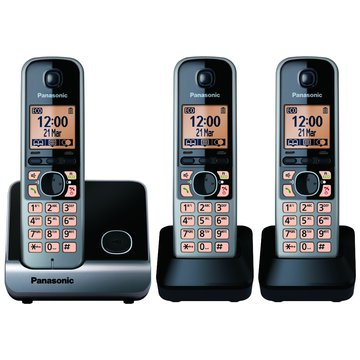 Panasonic 國際牌 KX-TG6713TW中文顯示數位電話