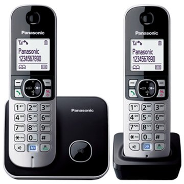 Panasonic  國際牌KX-TG6812TW中文顯示數位電話機(福利品出清)