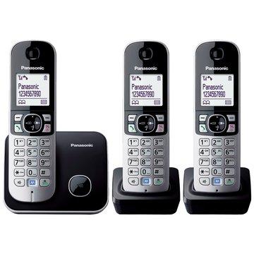 Panasonic  國際牌KX-TG6813TW中文顯示數位電話機
