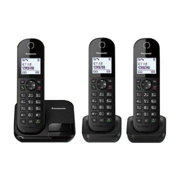 Panasonic  KX-TGC283TW 中文顯示數位電話機